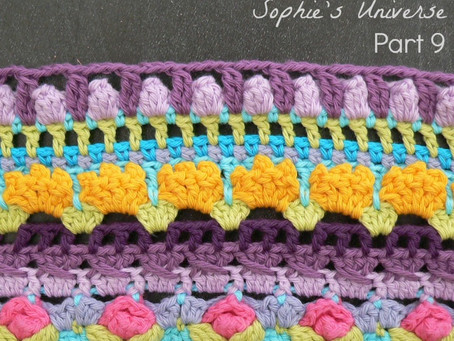 Sophie's Universe Osa 9 {CAL 2015}