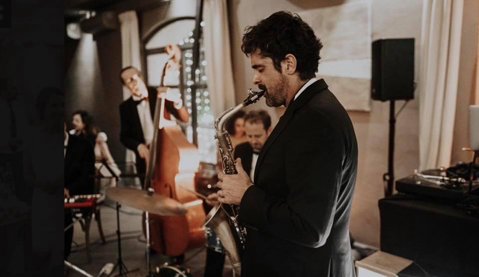 Groupe jazz et pop