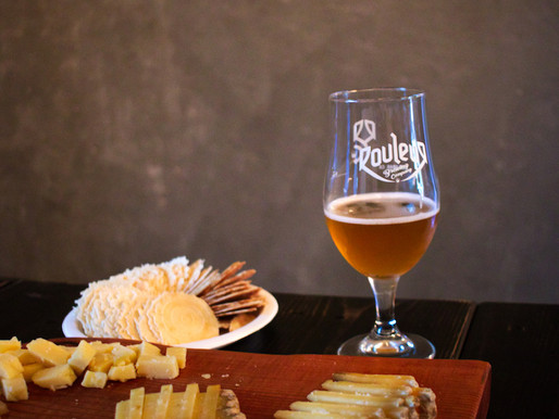 Beer, Cheese & Rouleur Brewing Company in Carlsbad, California