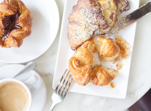 The Art of French Pastries at b. patisserie in San Francisco