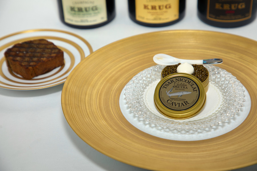 Addison Restaurant and Krug Champagne | Krug Champagne Dinner