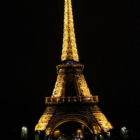 A One-Way Ticket to Paris