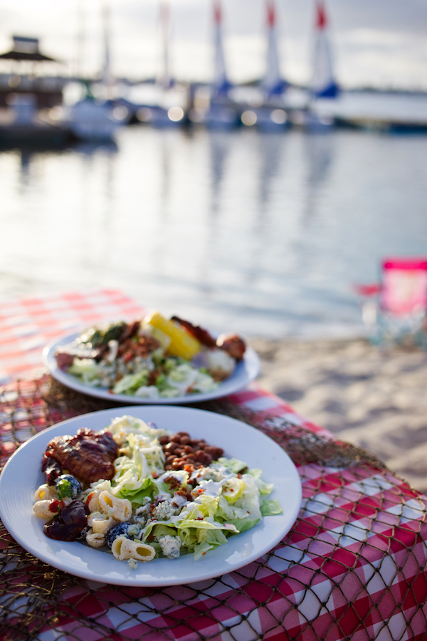 California Dreaming Beach Party and Clambake | Bahia Resort Hotel on Mission Bay in San Diego