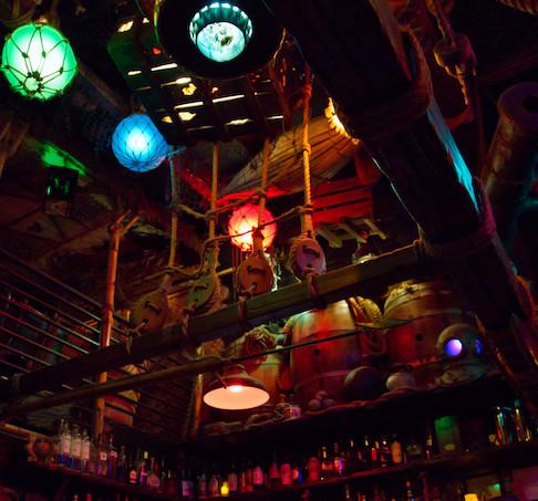 Finding Fantasy at Smuggler's Cove in San Francisco