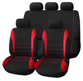 Car Interior Seat Covers (9 pcs)