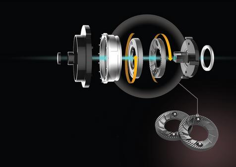 High-tech Steel Grinder