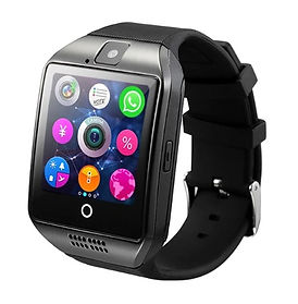 Bluetooth Smart Watch with Camera (For Android)
