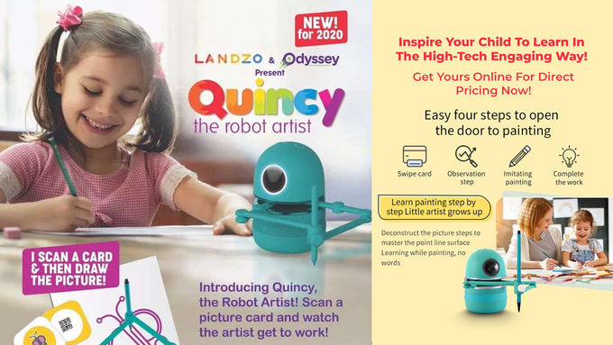 Kids Learning Robot