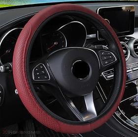 Anti-Slip Auto Steering Wheel Cover