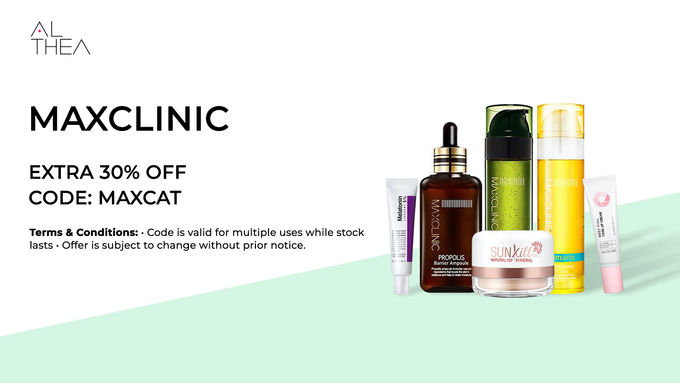Max Clinic Extra 30% off