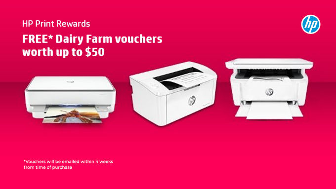 HP Print Rewards