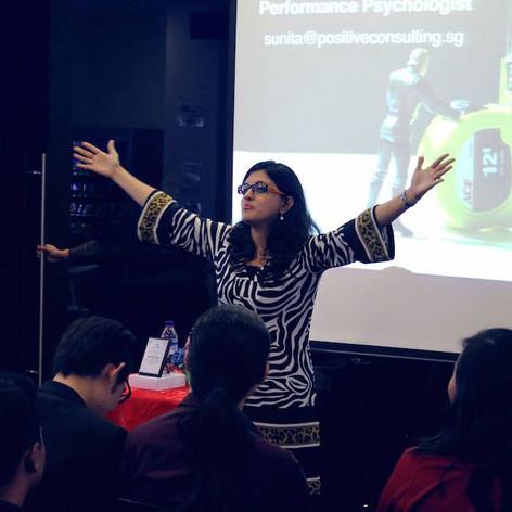 Guest Speaker Night - Sunita