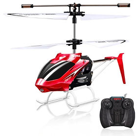 RC Helicopter Crash Resistant