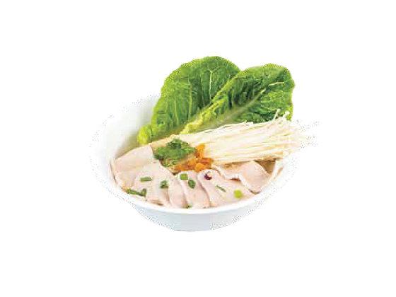 Lean Meat Soup