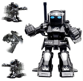 Battle Body Sense RC Robot