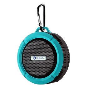 Waterproof Wireless Portable Speaker with Shock Resistance