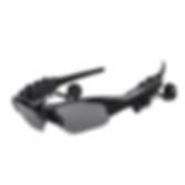 Wireless Smart Sun Glasses Headphones with Mic