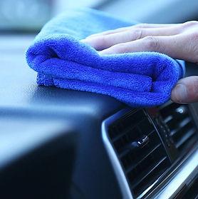5pcs Cleaning Cloth Microfiber Car Wash Towel