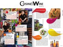 Cuisine & Wine Asia