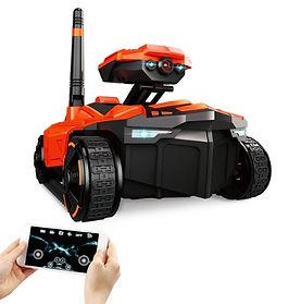 FPV 0.3MP Camera Spy Tank RC Phone Controlled Robot