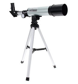 360/50mm Refractive Astronomical Telescope with Portable Tripod