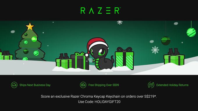 Razer Holiday Gift Guide