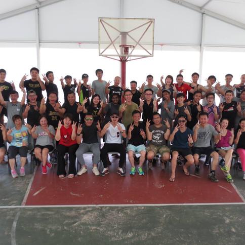 VenVici Team Building Course 2016