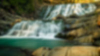водопадов на реке Джегош  Сочи