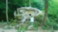 Волконский дольмен и водопад Прохладный  Сочи
