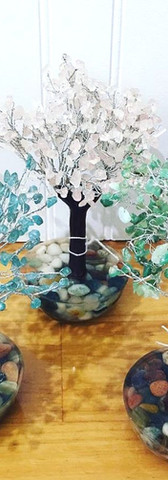 Gemstone Trees!