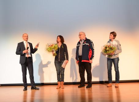 Der Turnverein Kloten erhält von der Stadt den Ehrenpreis