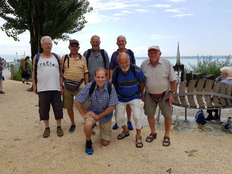 MR Sommerausflug zu Tury, Ruth und Paul an den Bodensee