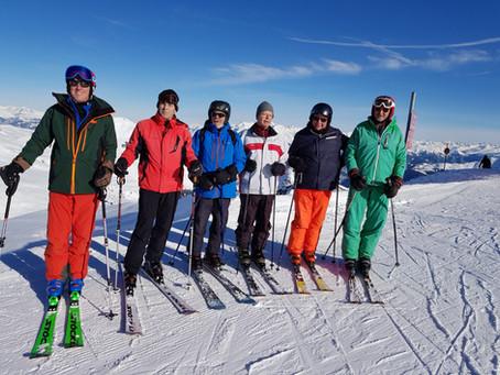 MR-Skiweekend 23.–25.01.2019 in Savognin