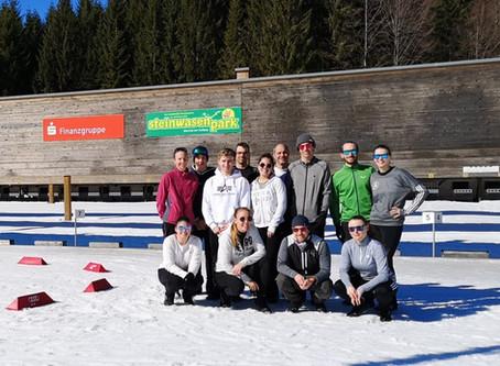 Skiweekend TVOK