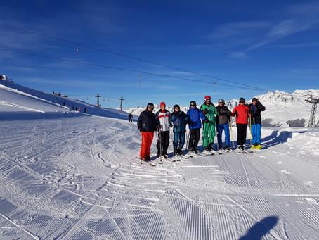 Skiabenteuer in Obersaxen 23.-25.1.2018