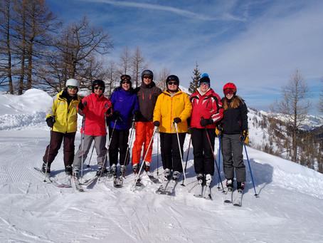 Skiweekend der DR in Malbun, 2.–4. März 2018