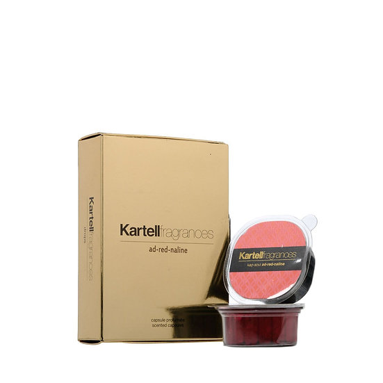 Set 2 capsule ad-red-naline per diffusore Vogue di Kartell