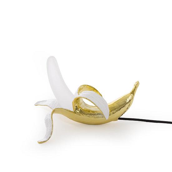 """Lampada  """" Banana Lamp  Dewey """" di Studio Job per Seletti"""