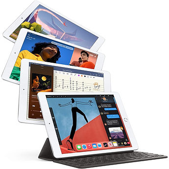 Apple iPad - 10.2-inch (8th Generation) 2020