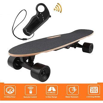 OppsDecor Electric Skateboard