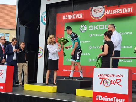 Deutschland-Tour 2019: Radsportereignis in Halberstadt war ein voller Erfolg