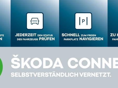 """Veranstaltungsreihe """"ŠKODA Connect"""""""