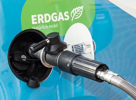 Mit den ŠKODA Erdgas-Autos die Umwelt schonen