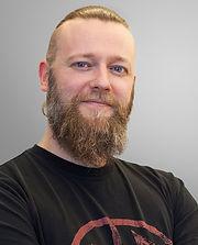 Tom Korsvold - Grafisk designer // AD