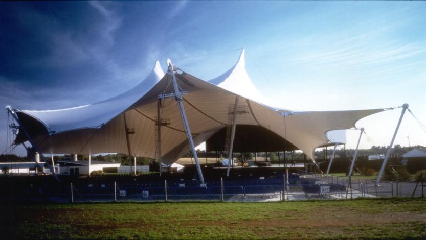 Darien Lake Performing Arts Center w/ FTL Happold