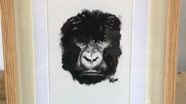 Original Grumpy Gorilla