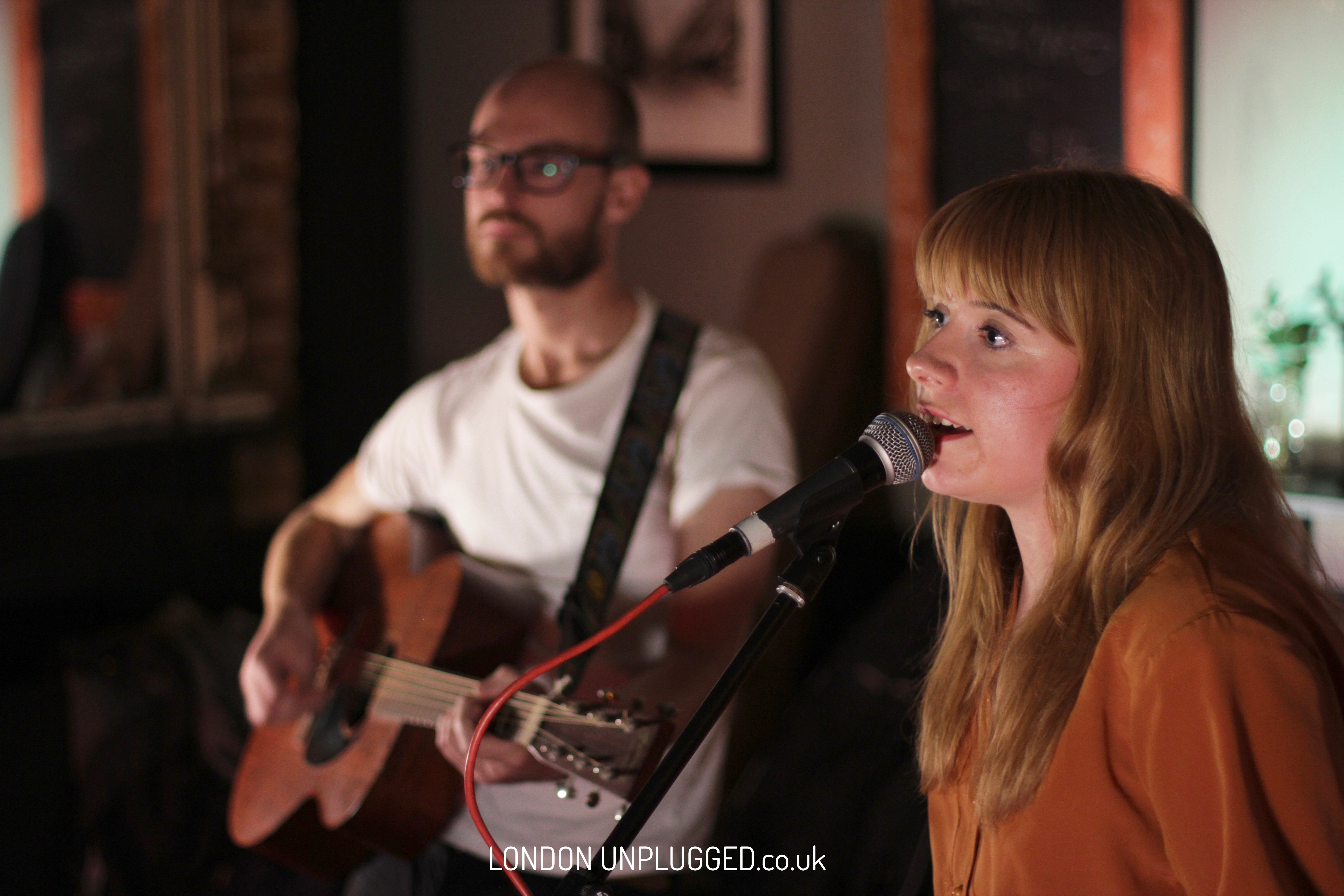 Live at The Crabtree in Fulham