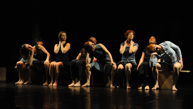 Compagnie Averses. Danses contemporaines. Nancy
