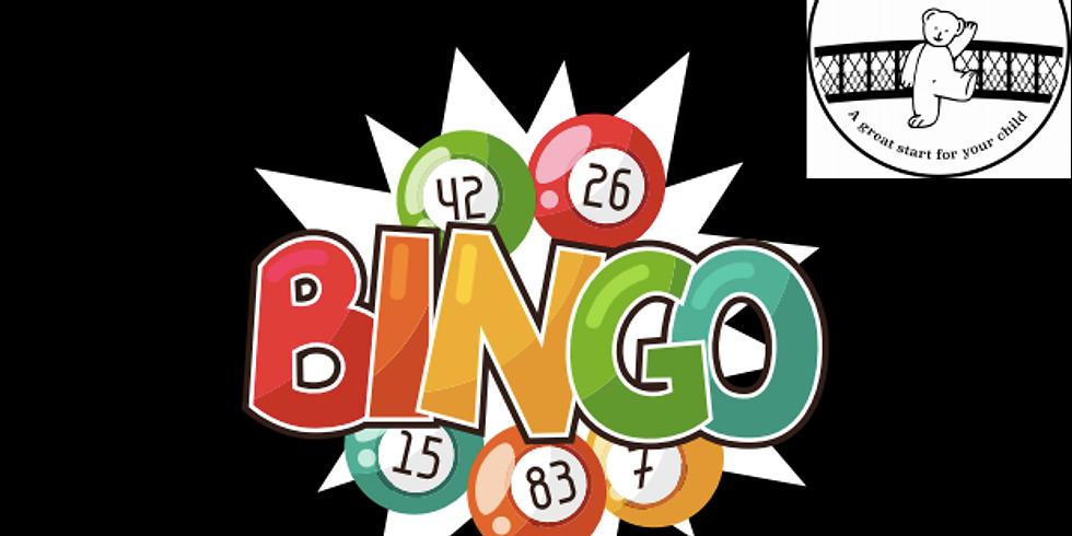 Online Winter Bingo!