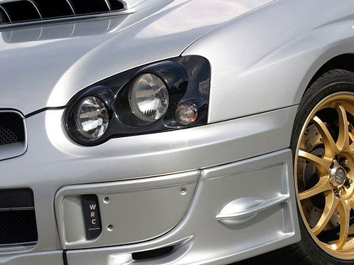 Headlights Subaru Impreza 03-05